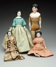 Lot Of 4: China Doll.