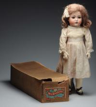 All Original K & R Doll in Original Box.