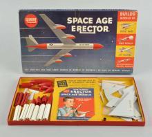 Gilbert Space Age Erector Set.