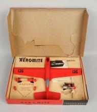 Wen-Mac Aeromite Gas Powered Airplane Model.