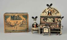 Marx Tin Litho Wind-Up Merry Makers Band.