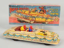 Marx Walt Disney Tin Litho Wind-Up Parade Roadster