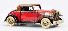 Marx Tin Litho Wind-Up Automobile.