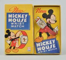 Walt Disney Mickey Mouse Wrist Watch.