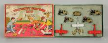 Tootsietoy Playtime Toy Aerial Offense Vehicle Set