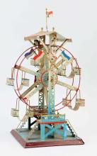 German Doll Company Ferris Wheel.