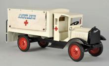Keystone Ambulance.