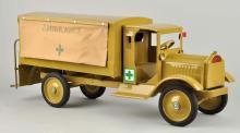 Keystone Ambulance Truck.