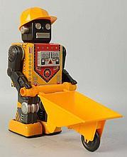 Construction Robot.