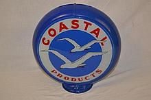 Coastal Products with Seagulls, 13.5