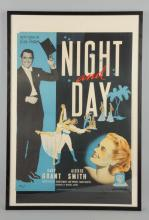 German Night & Day Movie Poster.