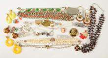 Lot Of Assorted Costume Jewelry.