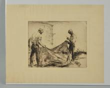 Etching By A.K. Stoddard.