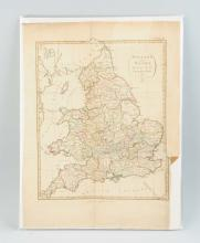 Period Early 19th Century Map