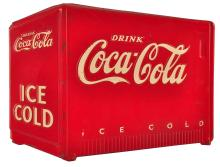 Diecut Kay Display Coca - Cola Cooler Sign.