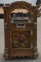 Wurlitzer Wagon Wheel Model 780 78 rpm Jukebox
