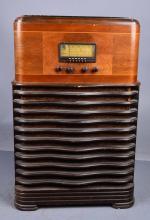 Howard Floor Model Console AM Radio