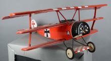 German DR-1 Model Triplane Airplane