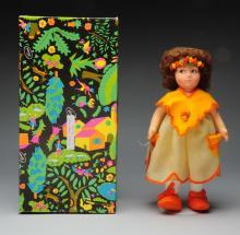 Reissue Italian Lenci Doll.