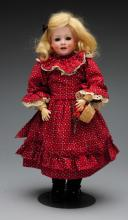 """Dolly Dimple"" Character Doll."