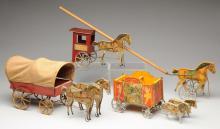 Lot Of 4: Gibbs Toys.