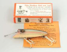 Heddon Deluxe Basser #8529 PBH, New in the Box!