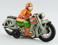Japanese Harley Davidson Motorcycle Toy.