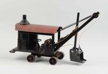 Pressed Steel Buddy L No. 220-A Improved Steam