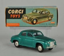 Corgi #204M Mechanical Rover 90 Saloon.