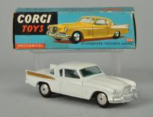 Corgi #211M Mechanical Studebaker