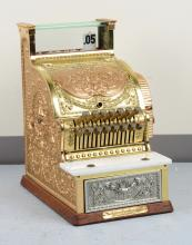 Early National Cash Register Model #317.