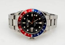 Rolex Stainless Steel GMT