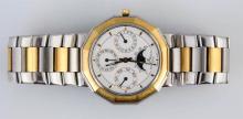 Baume & Mercier Riviera Watch.