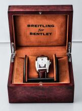 New Mens SS Breitling Bentley Flying Model B