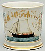 Sailboat Boat Shaving Mug.