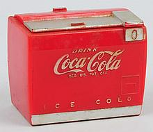 1950s Coca-Cola Cooler Sales Demonstrator.