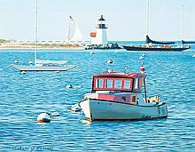 Michael Harrell - Cape Cod Morning