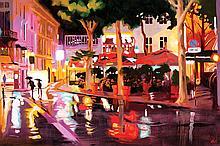 Rhett Thurman - Midnight in Paris