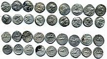 Roman Republic, miscellaneous denarii (18), various types (including Cr. 187/1,