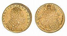 *Germany, Bavaria, Maximilian II Emanuel ( 1679-1726), maximilian d'or, 1720, Mu