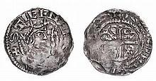 *Stephen (1135-54), Watford penny (c. 1136-45), mint and moneyer illegible, 1.46
