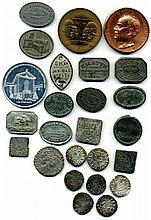John-Richard II, various issues (8), comprising Short Cross pennies, all Canterb