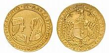 *Italy, Carmagnola, Ludovico II di Saluzzo (1475-1504) and Margarita de Foix, 10