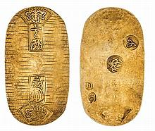 *Japan, koban, Bunsei (1819-28), 13.11g (JNDA 09-20; F. 14), very fine