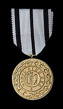 *Romania, Order of the House of Hohenzollern, Gold Merit Medal, t
