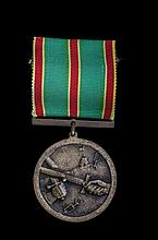 Lithuania, Army Foundation Medal 1928, in bronze (2); together wi