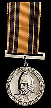 *Lithuania, Order of Grand Duke Gediminas, Gold Merit medal, in b