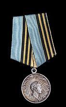 *Russia, Taking of Paris 1814, in silver, 28.5mm (Diakov 375.1),