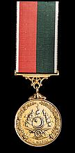 *Pakistan, Medal for Courage (Tamgha-i-Jur'at), in bronze-gilt, r
