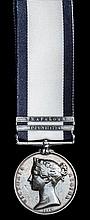 *Naval General Service 1793-1840, 2 clasps 1 June 1794, Trafalgar